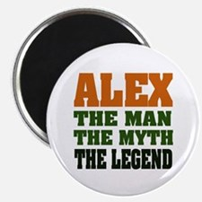 ALEX - The Legend Magnet