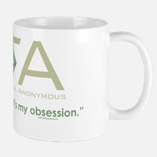 It's My Obsession Mug