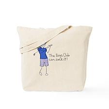 The Boy's Club - Golf Tote Bag
