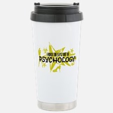 I ROCK THE S#%! - PSYCHOLOGY Travel Mug