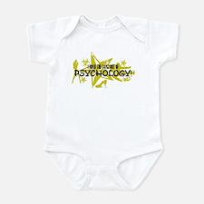 I ROCK THE S#%! - PSYCHOLOGY Infant Bodysuit
