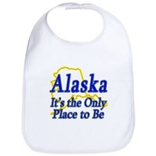 Only Place To Be - Alaska Bib