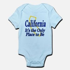 Only Place To Be - California Infant Bodysuit