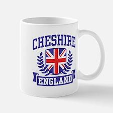 Cheshire England Mug