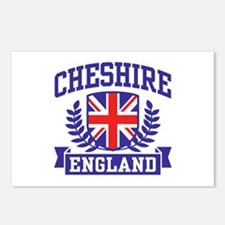 Cheshire England Postcards (Package of 8)