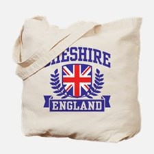 Cheshire England Tote Bag