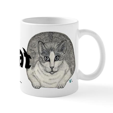 Fat Cat Mug