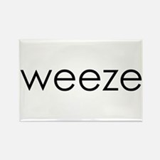 WEEZE Rectangle Magnet