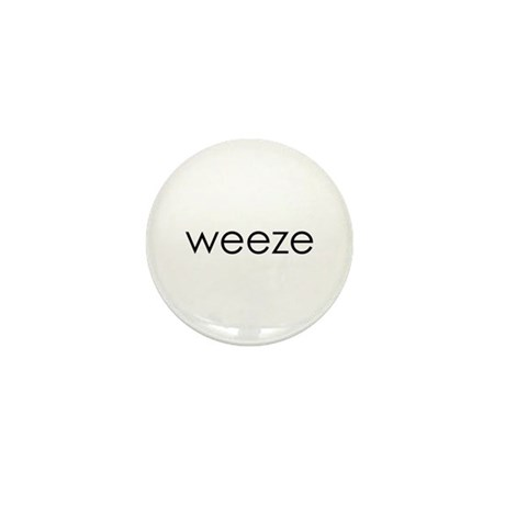 WEEZE Mini Button (10 pack)