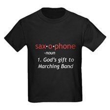 Definition of Saxophone T