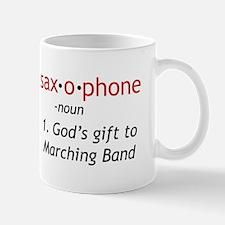 Definition of Saxophone Mug