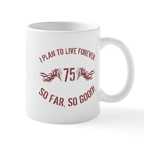 75 So Far So Good Mug