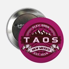 "Taos Raspberry 2.25"" Button"