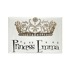 Princess Emma Rectangle Magnet (10 pack)