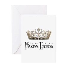 Princess Emma Greeting Card
