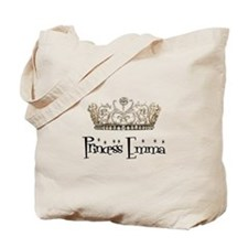 Princess Emma Tote Bag