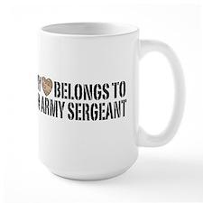 Army Sergeant Mug