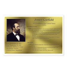 20: James Garfield Postcards (8 Pack)