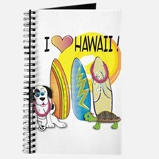 I'm going to hawaii Journal