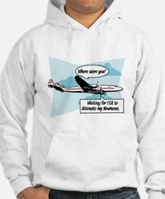 Travel with Mics Hoodie