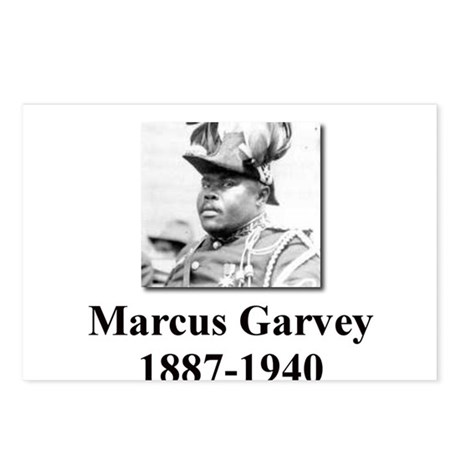 Marcus Garvey Postcards (Package of 8)