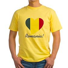 Heart Romania (World) T