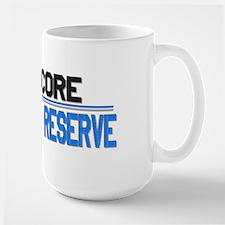 Air Force Reserve Large Mug