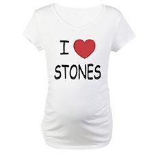 I heart Stones Shirt
