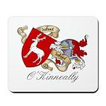 O'Kinneally Coat of Arms Mousepad