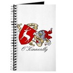 O'Kinneally Coat of Arms Journal