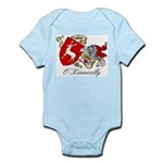 O'Kinneally Coat of Arms Infant Creeper