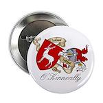 O'Kinneally Coat of Arms Button