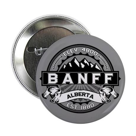 "Banff Alberta 2.25"" Button"
