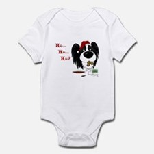 Papillon Santa's Cookies Infant Bodysuit