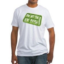Portion Control t-shirt (fitted)