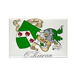 O'Kieran Famiy Crest Rectangle Magnet (100 pack)