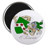 O'Kieran Famiy Crest Magnet