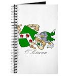 O'Kieran Famiy Crest Journal
