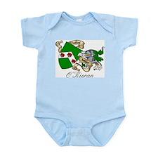O'Kieran Famiy Crest Infant Creeper