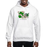 O'Kieran Famiy Crest Hooded Sweatshirt