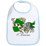 O'Kieran Famiy Crest Bib