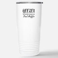 Geezer Travel Mug