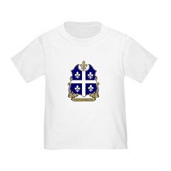Proud Quebecoise Toddler T-Shirt