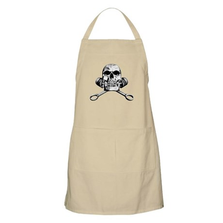 Skull and Pistons Apron