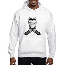 Mechanic Skull Hoodie
