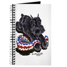 Black Schnauzer Afghan Journal