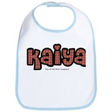 Kaiya - personalized Bib