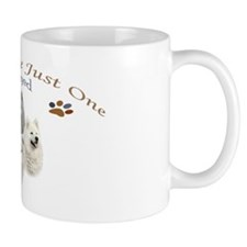 Samoyed Can't Have Just One Mug