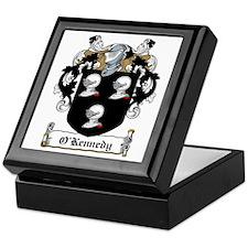 O'Kennedy Family Crest Keepsake Box