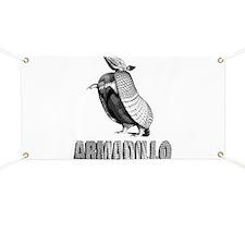 Armadillo Banner